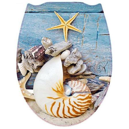 Купить Сиденье для унитаза Стар Экспо «Морской»