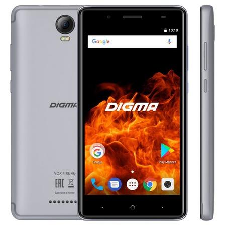Смартфон Digma Vox Fire 4G 8Gb