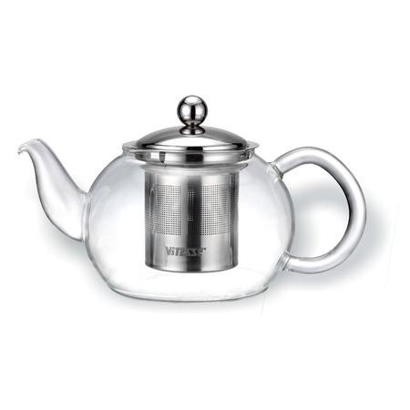 Купить Чайник заварочный с фильтром VS