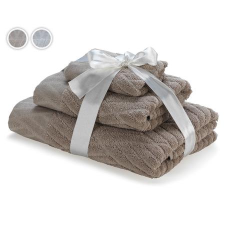 Купить Комплект полотенец Dormeo «Люкс» 3 в 1