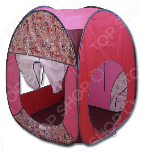 Палатка игровая BELON «Квадрат: Буквы»