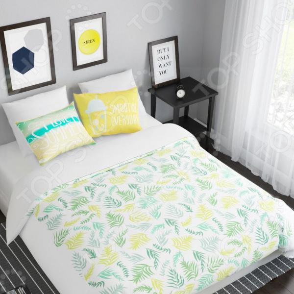 Комплект постельного белья Сирень «Я люблю лето»