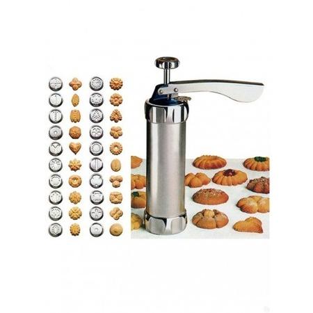 Купить Шприц-дозатор кондитерский для печенья. Количество насадок: 20 шт
