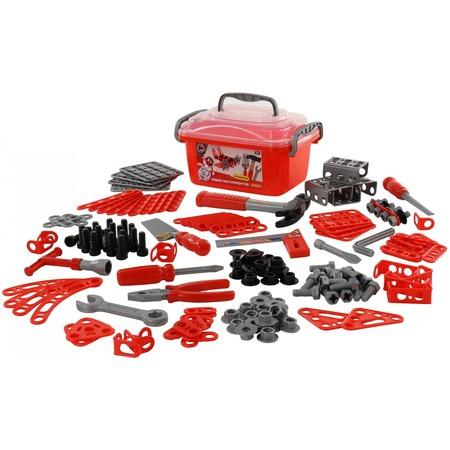 Купить Игровой набор строителя POLESIE «Смешарики. Pin Code»