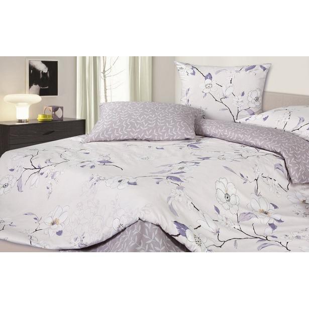 фото Комплект постельного белья Ecotex «Гармоника. Магнолия». Размерность: 1,5-спальное
