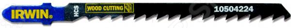 Пилки для электролобзика IRWIN T244D HCS цена