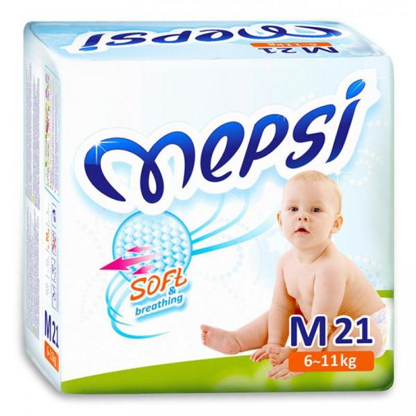 Подгузники Mepsi М (6-11 кг) 2