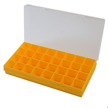 Купить Коробка для мелочей Полимербыт «Профи 5». В ассортименте