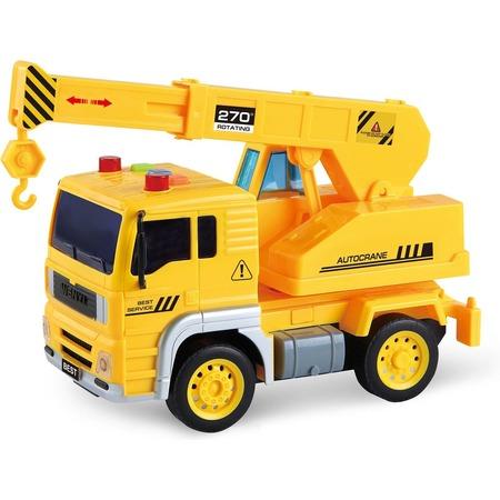 Купить Машинка игрушечная Taiko «Кран» B2004