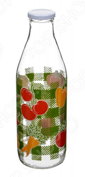 Бутылка для домашнего консервирования Cerve «Овощи»