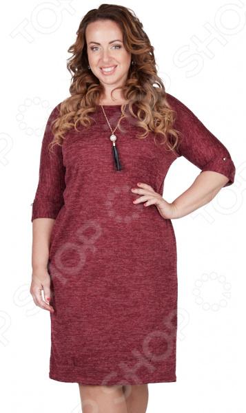 Платье Blagof «Амара». Цвет: бордовый платье blagof амара цвет зеленый