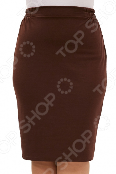 Юбка Laura Amatti «Венера». Цвет: коричневый юбка laura amatti изабелина цвет аквамарин