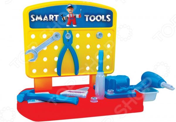 Игровой набор: верстак и инструменты Terides Т2-131