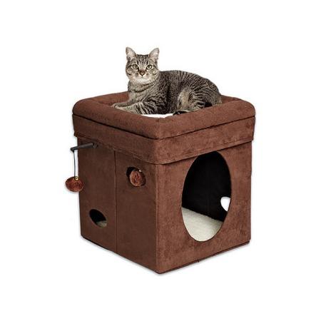Домик для кошек MidWest Currious Cat Cube