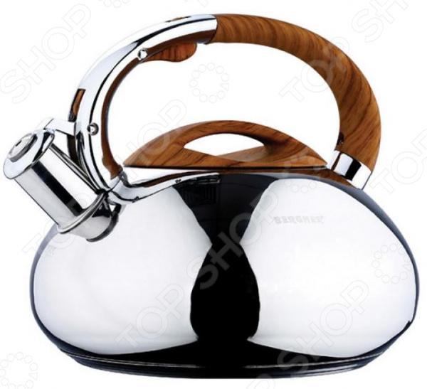 Чайник со свистком Wellberg WB-5859