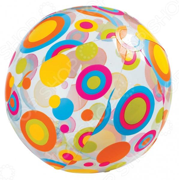Мяч надувной Intex 59040. В ассортименте Мяч надувной Intex 59040 /