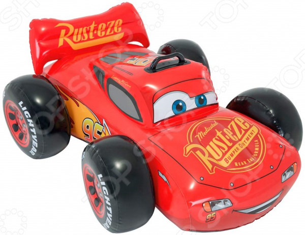 Игрушка надувная для плавания Intex Pixar Cars 3