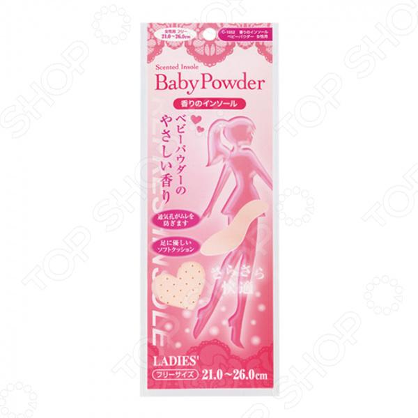 Стельки женские Fudo Kagaku с ароматом свежести цена