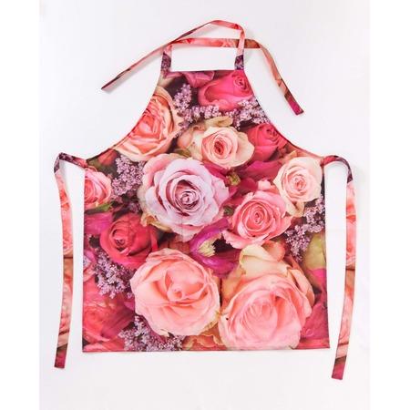 Купить Фартук Сирень «Ароматные розы»