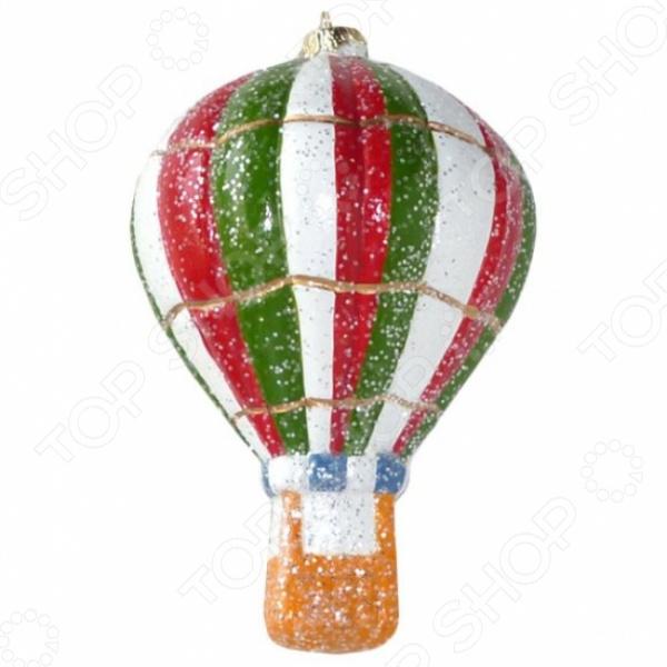 Елочное украшение Новогодняя сказка «Воздушный шар»