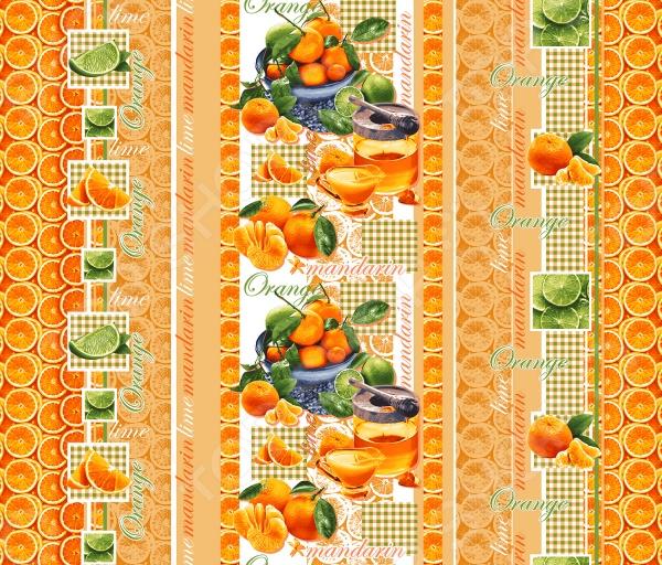 Набор салфеток для кухни ТексДизайн «Мандарин»