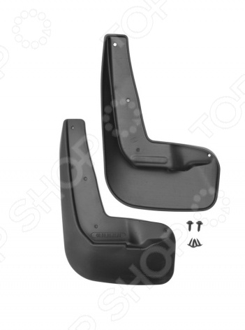 Брызговики передние Novline-Autofamily Toyota Camry 2014