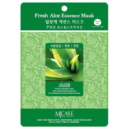 Купить Маска увлажняющая для лица MJ Care Aloe