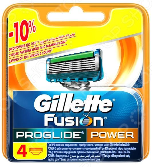 Сменные кассеты Gillette Fusion Proglide Power Сменные кассеты Gillette Fusion Proglide Power /4