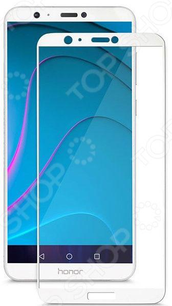 Стекло защитное 3D Media Gadget для Huawei Honor 7A аксессуар защитное стекло для huawei honor 8 lite media gadget 2 5d full cover glass black frame mgfchh8lbk