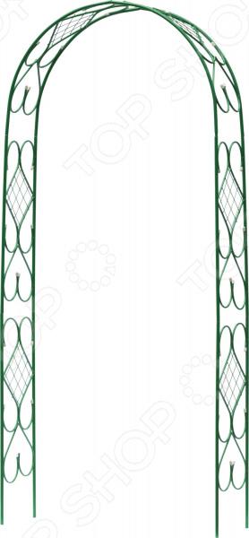 Арка садовая декоративная Grinda «Ар Деко» 422251 арка декоративная grinda ар деко разборная 240 х 120 х 36 см