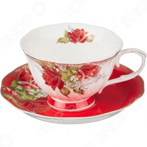 Чайная пара Lefard «Скарлетт» 779-121