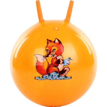 Купить Мяч-попрыгун Larsen «Лисичка»