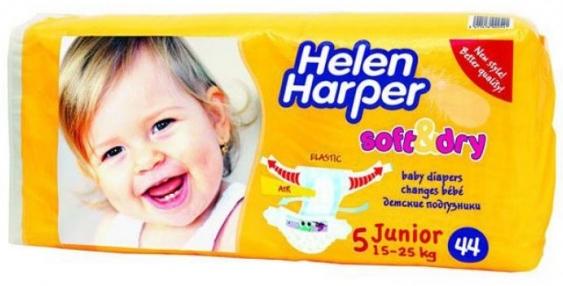 Подгузники Helen Harper Soft Dry junior (15-25 кг) 2