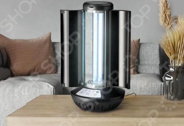 Лампа ультрафиолетовая ПростоПолезно с рециркулятором 2