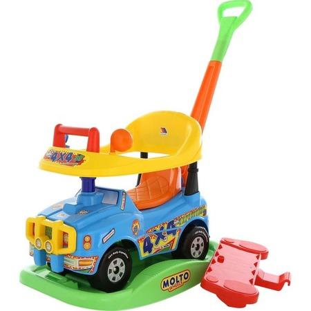 Купить Автомобиль-каталка Molto Jeep Viking