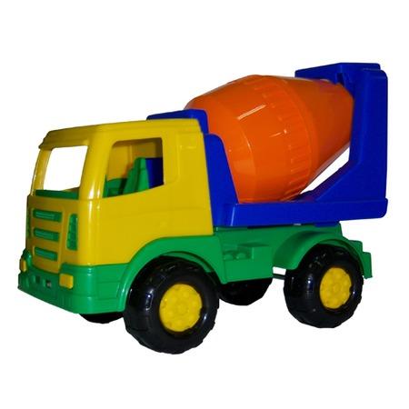 Купить Машинка игрушечная POLESIE «Мираж бетоновоз». В ассортименте