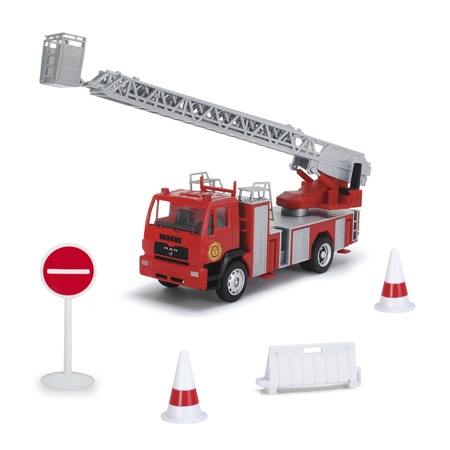 Купить Машинка игрушечная Dickie «Пожарная». В ассортименте