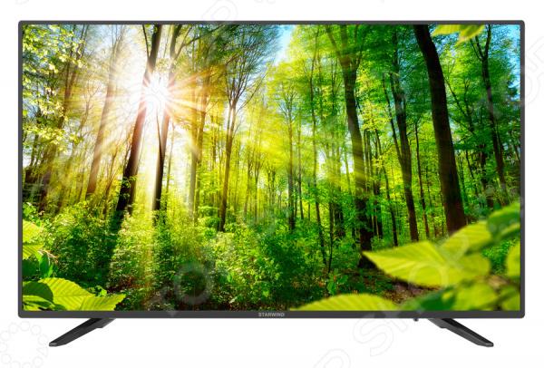 фото Телевизор StarWind SW-LED40F305BS2, ЖК-телевизоры и панели