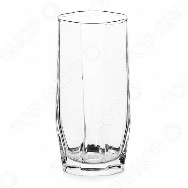 Набор стаканов Pasabahce Hisar 42859 набор стаканов для напитков salt