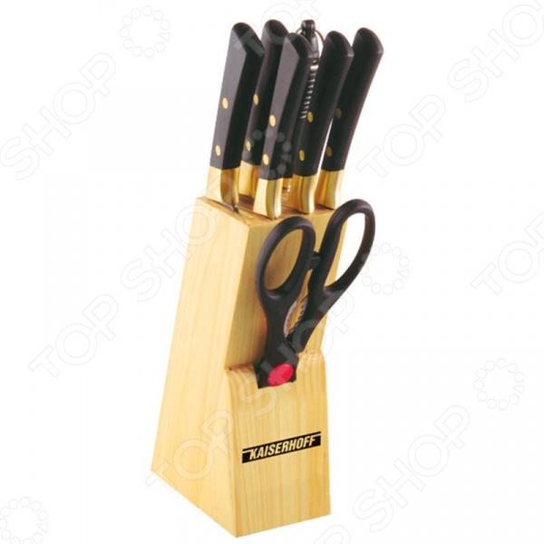 Zakazat.ru: Набор ножей Wellberg WB-5124