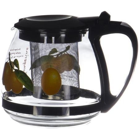 Купить Чайник заварочный с ситом OlAff «Мандарин»