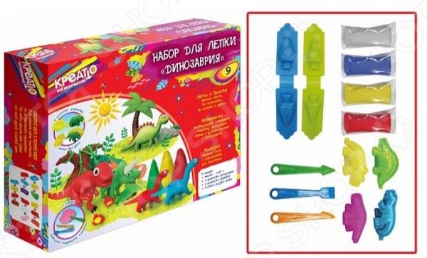 Набор теста для лепки Маша и Медведь «Сладкая идея» всё для лепки 1 toy студио набор теста для лепки тосты 4 цвета