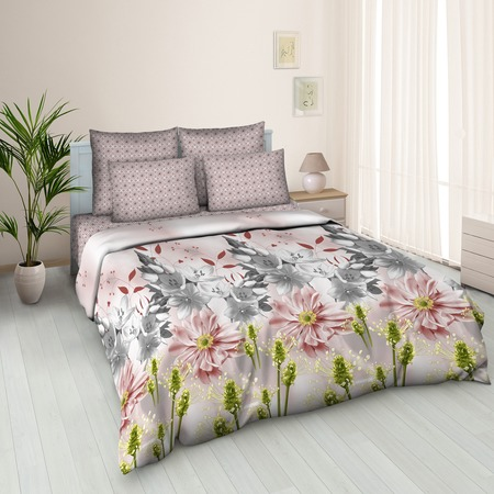Купить Комплект постельного белья Jardin «Дуновение весны». Семейный