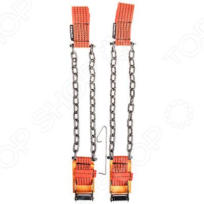 Комплект колесных цепей противоскольжения SKYWAY «Кроссовер» 1