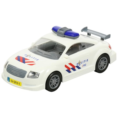 Купить Машинка инерционная игрушечная POLESIE Politie