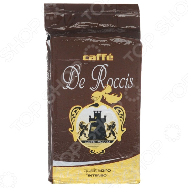 Кофе молотый De Roccis Q. Oro великолепный напиток, выполненный в лучших итальянских традициях. Такой образец станет прекрасной основой для приготовления ароматного и вкусного кофе, способного очаровать даже самых взыскательных гурманов и кофеманов. Благодаря тому, что обжарка кофе проходит по классической схеме, в результате получается великолепное сырье с утонченным вкусовым букетом и многогранным ароматом. Уникальная бережная технология изготовления и упаковки обеспечивает непревзойденное качество продукта. Этот кофе обладает насыщенным вкусом и оптимальной консистенцией для повседневного домашнего приготовления. Молотый кофе обладает сладким и душистым ароматом, что делает его идеальным напитком в любое время дня. Аромат остается таким же ярким даже при добавлении молока.