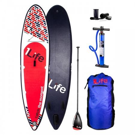Купить Доска надувная для SUP-серфинга 1Life Sport pro 1Life ISUP