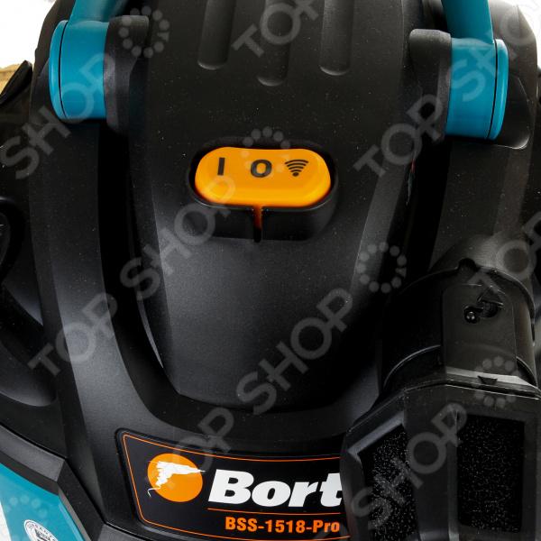 Пылесос промышленный Bort BSS-1518-Pro 2