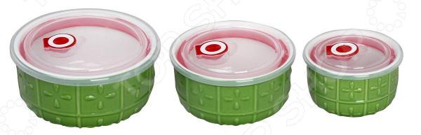 Набор контейнеров для продуктов Bekker BK-5132