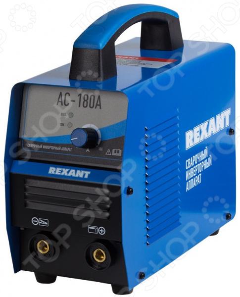 Сварочный аппарат инверторный Rexant АС-180А